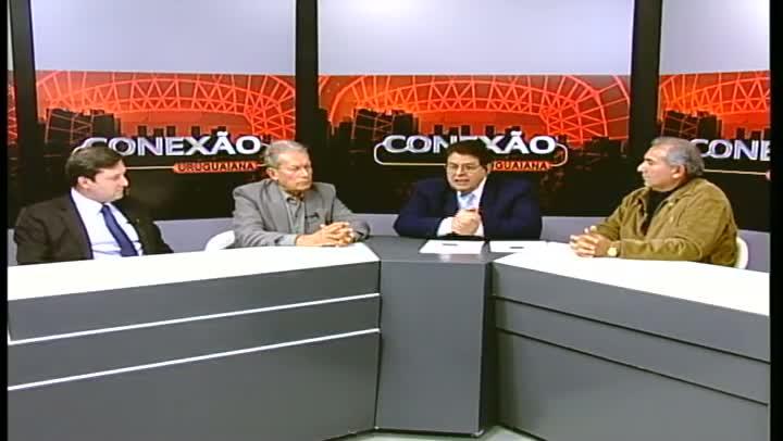 Conexão Uruguaiana fala sobre a ponte que liga Brasil e Argentina - bloco 4