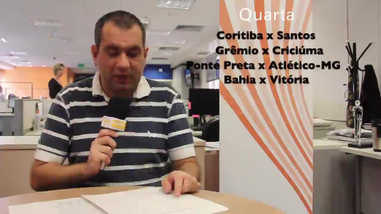 Pré-Rodada - Carlos Guimarães faz a análise da 27 / Rodada - 8/10/2013