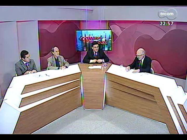 Conversas Cruzadas - Debate sobre a verdade acerca da morte do ex-presidente Jango - Bloco 3 - 12/11/2013