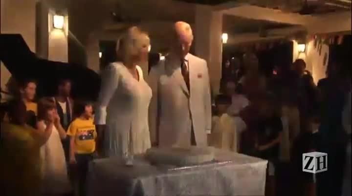 Veja imagens da festa de aniversário do príncipe Charles no Sri Lanka