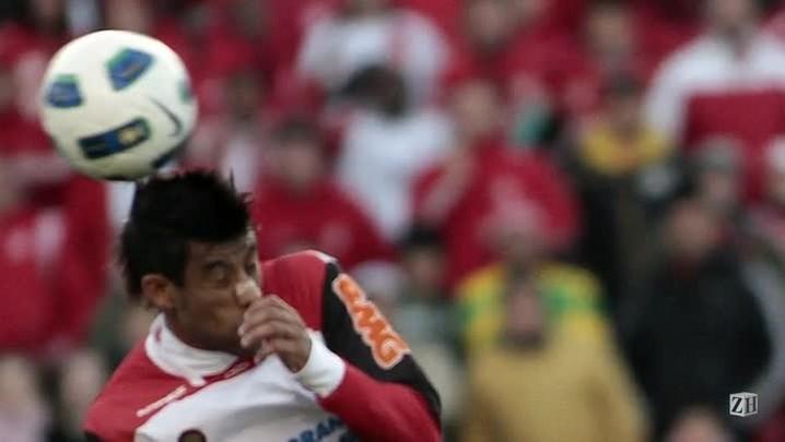 Leandro Damião em quatro momentos