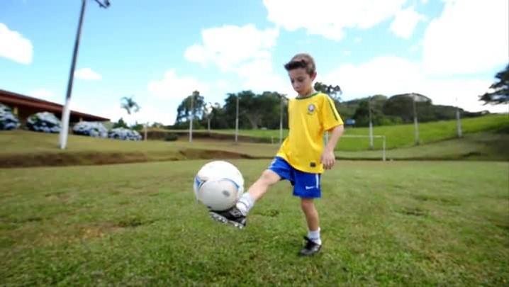 Conheça o primeiro inscrito no Peneirinha Head & Shoulders
