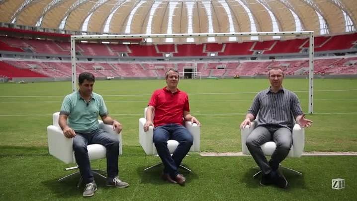 Pós-jogo ZH: O primeiro jogo-teste, o que falta para a finalização e o futuro do Beira-Rio após a Copa