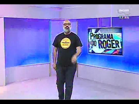 Programa do Roger - Estréia do 1º albúm de Bibiana Petex - Bloco 1 - 21/01/2014