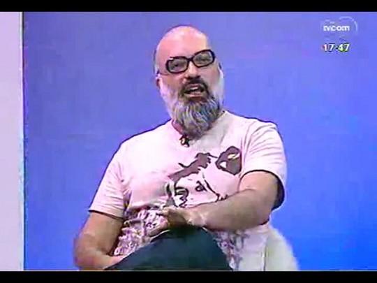 Programa do Roger - Leandro Bortholacci + Papas da Língua - Bloco 1 - 19/02/2014