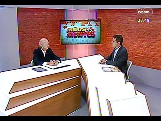 Mãos e Mentes - Engenheiro e empresário Joal Teitelbaum - Bloco 2 - 24/02/2014