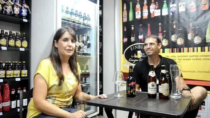 Sommelier ensina como servir e degustar cerveja