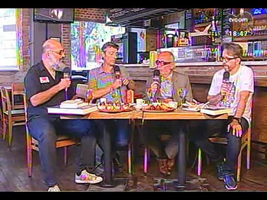 Café TVCOM - Conversa sobre literatura - Bloco 4 - 15/03/2014