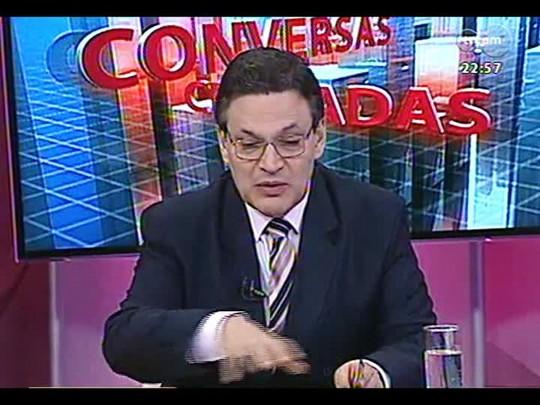Conversas Cruzadas - Debate sobre o comportamento político e as votações em anos eletorais - Bloco 4 - 19/03/2014