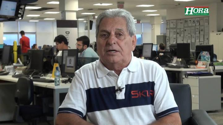 """Dáli Miguel \""""Marquinhos deveria aceitar a proposta dos EUA e depois encerrar a carreira no Avaí\"""""""