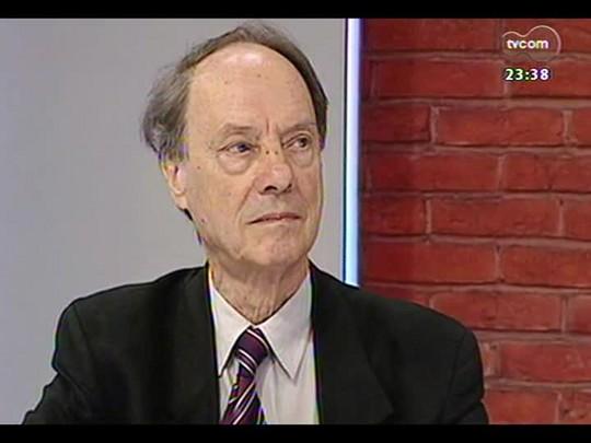 Mãos e Mentes - Jornalista, advogado e escritor Flávio Tavares - Bloco 4 - 30/03/2014