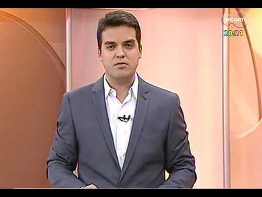 TVCOM 20 Horas - As informações do jogo do Grêmio contra o São Lourenço - Bloco 3 - 23/04/2014