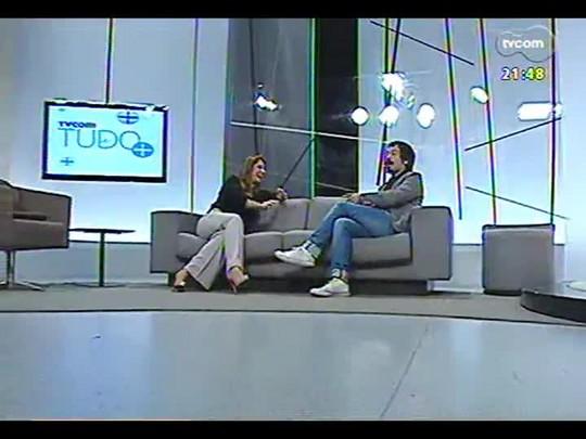 TVCOM Tudo Mais - Lucio Brancato fala sobre projeto musical que transforma a vida das pessoas