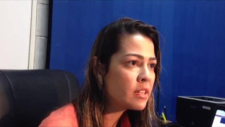 Investigador e delegada explicam o processo de coleta de informações da morte de Fernandão