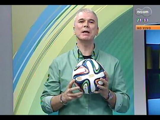 Conexão Fanáticos - Os destaques do dia da Copa do Mundo do Brasil - 12/06/2014
