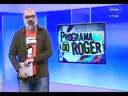 Programa do Roger - Jéf e banda - Bloco 1 - 23/07/2014