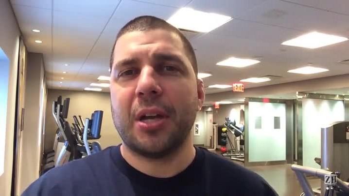"""Caju Freitas: \""""Se Anderson Silva vencer no UFC 183 irá disputar o Cinturão\"""""""