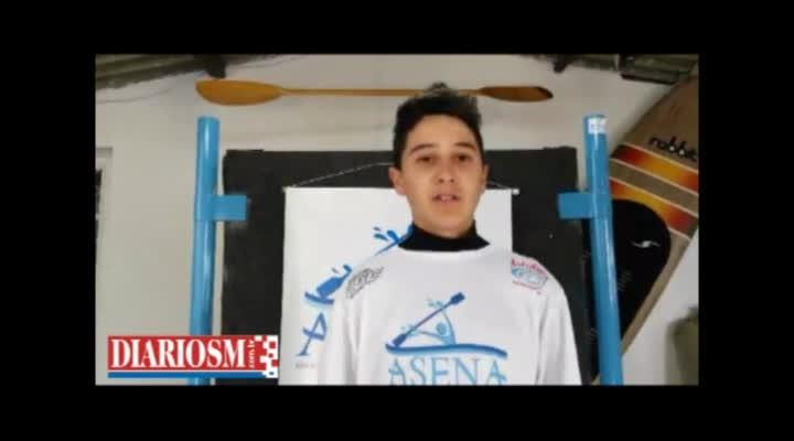 Ajuda Canoagem Asena Rodrigo