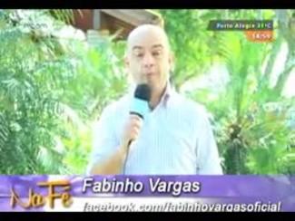 Na Fé - Clipes de música gospel e bate-papo com Marquinhos Gomes - 14/09/2014 - bloco 1