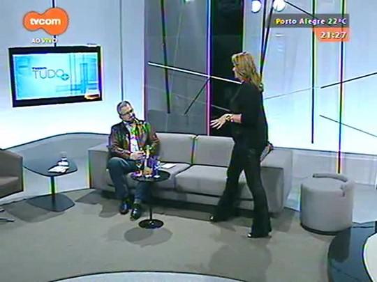 TVCOM Tudo Mais - Irineu Guarnier fala sobre o lançamento do primeiro espumante da linha RAR