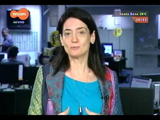 #PortoA - Cláudia Laitano fala sobre o festival de música latina \'El Mapa de Todos\'