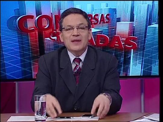 Conversas Cruzadas - Debate sobre os resultados do Mapa da Violência de Porto Alegre - Bloco 1 - 04/12/2014