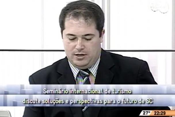Conversas Cruzadas - Evento debate o cenário atual e futuro do turismo no Estado - 2ºBloco - 08.12.14