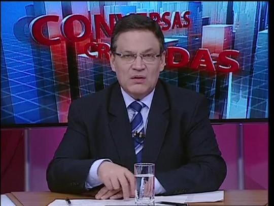 Conversas Cruzadas - Debate sobre Direitos Humanos, Lei da Anistia e Comissão da Verdade - Bloco 4 - 10/12/2014