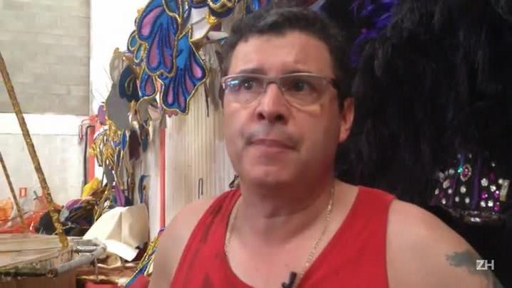 Por dentro dos barracões: Imperadores do Samba