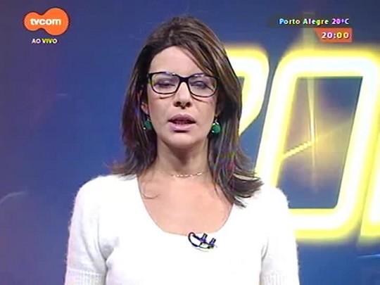 TVCOM 20 Horas - Em Brasília, Sartori não consegue liberação de R$ 200 milhões do governo federal - 23/04/2015