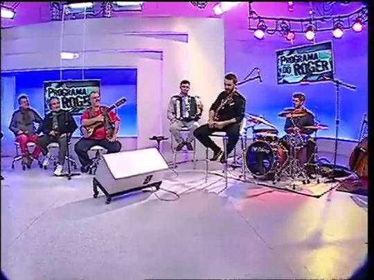 Programa do Roger - Quinteto Canjerana - Bloco 4 - 06/05/15