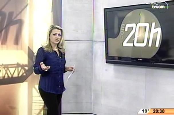 TVCOM 20 Horas - O Governo do Estado tem mais de 9 milhões de reais em impostos atrasados pra receber - 07.05.15