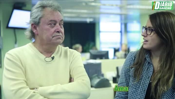 """Guerrinha: \""""O Inter está com sorte de campeão\"""""""