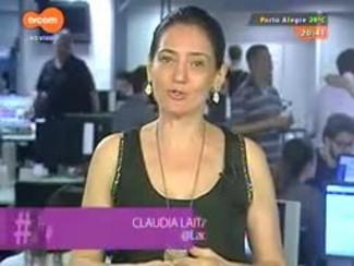 #PortoA - Cláudia Laitano fala sobre as palestras da edição 2015 do Fronteiras do Pensamento
