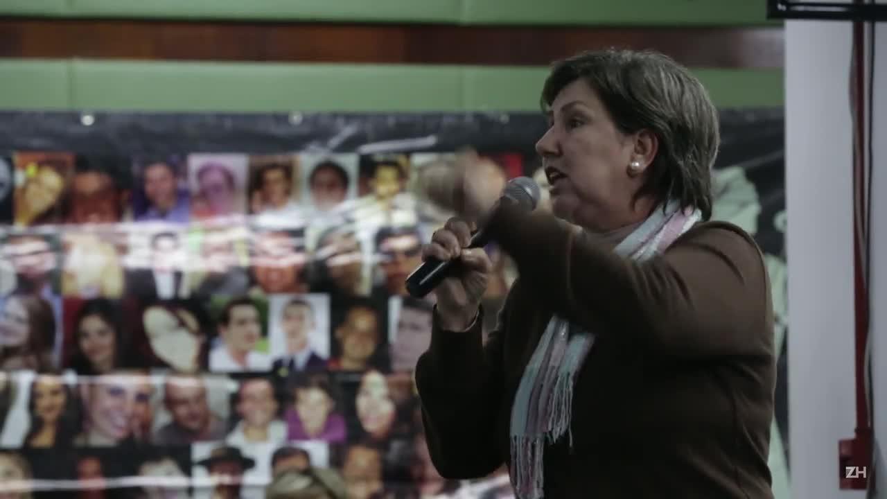 Mãe de vítima pede que responsáveis pela tragédia na Kiss sejam punidos