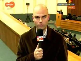 TVCOM 20 Horas - Ministro do Esporte participa de IV Congresso Internacional de Direito Desportivo na capital - 24/06/2015