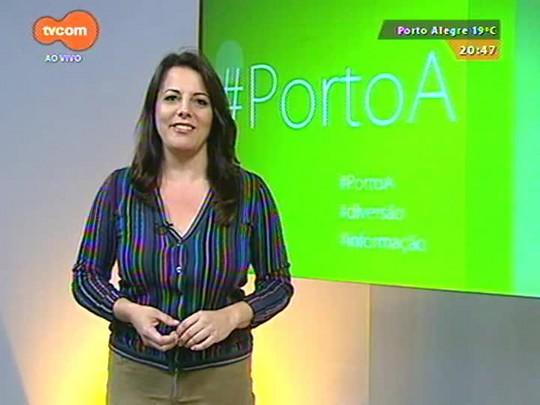 #PortoA - Professor Gustavo Reis fala sobre alternativas para telefones públicos