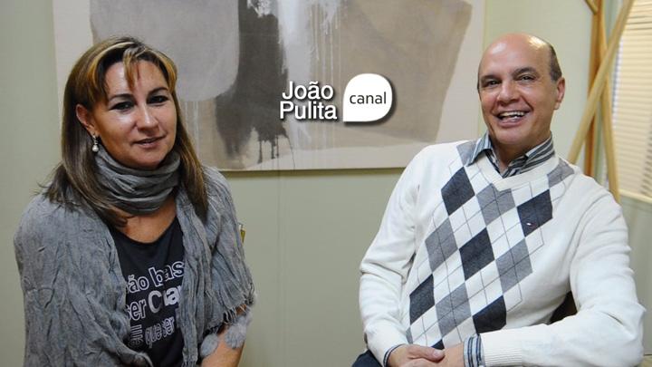 João Pulita fala sobre o trabalho da Associação Criança Feliz