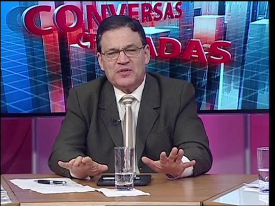 Conversas Cruzadas - Debate sobre a Fundação Igade, Direito Eleitoral e Reforma política - Bloco 4 - 10/07/15