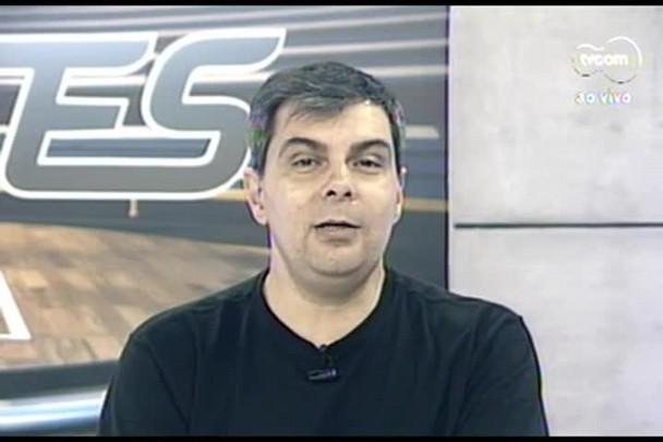 TVCOM Esportes . 4ºBloco. 21.08.15
