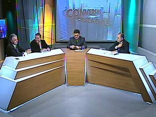 Conversas Cruzadas - Debate sobre a insegurança no transporte público de Porto Alegre e as ações para minimizar a violência - Bloco 3 - 26/08/2015