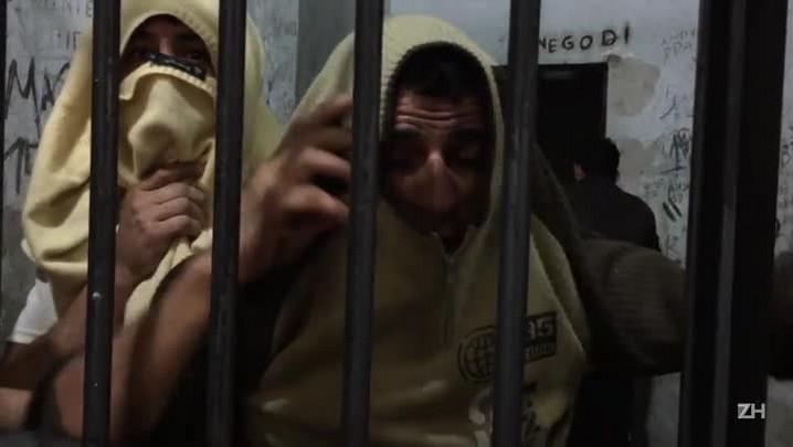 Após confusão, presos dizem que estão há seis dias sem poder tomar banho