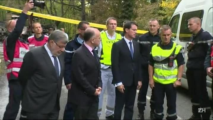 França 'em choque' após acidente que matou 42 pessoas