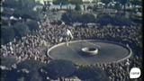 Memória: grupo alemão de acrobatas Zugspitz Artisten movimenta o Centro de Caxias do Sul em 1957