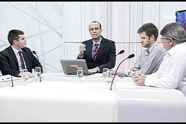 TVCOM Conversas Cruzadas. 4º Bloco. 09.12.15
