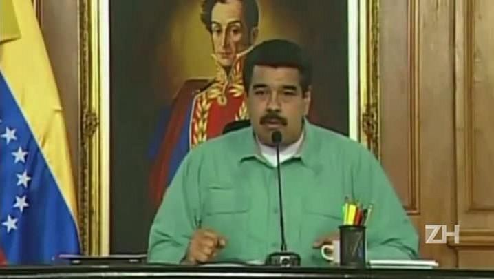 Maduro garante instalação do Parlamento venezuelano
