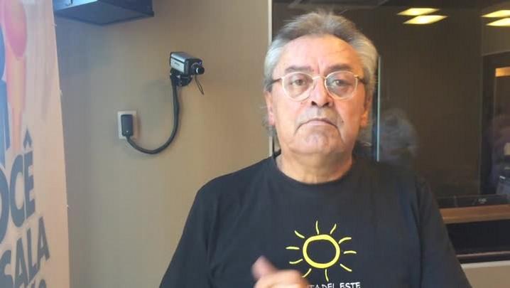 Guerrinha fala sobre o desafio do Grêmio em levantar a cabeça