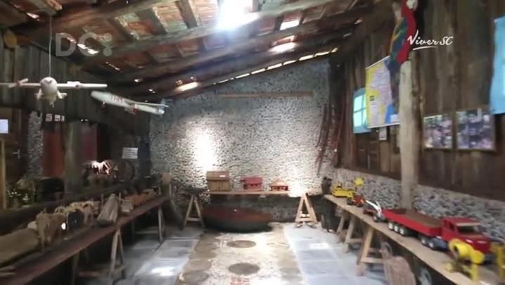 Viver SC: Agricultor de Ibirama monta museu para resgatar cultura da região