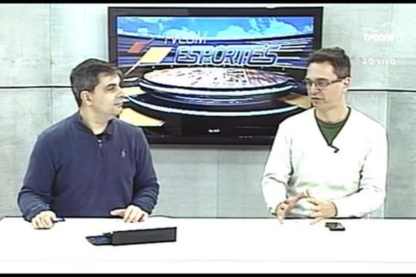 TVCOM Esportes. 3º Bloco. 07.06.16