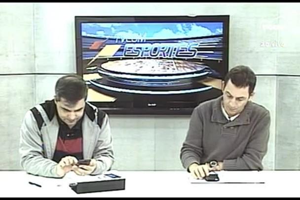 TVCOM Esportes. 2º Bloco. 10.06.16